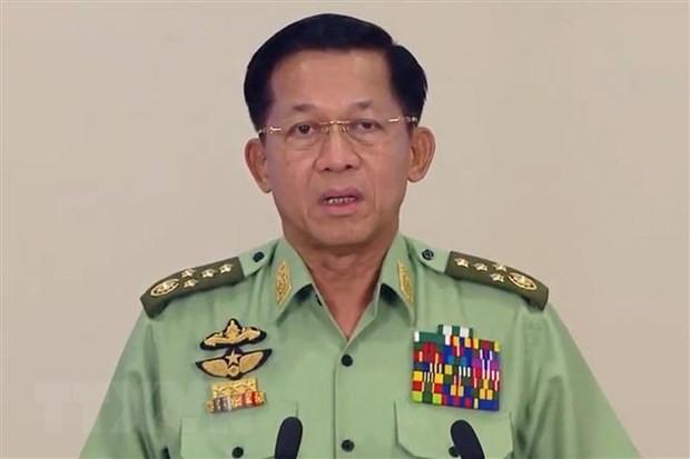 缅甸与东盟努力稳定缅甸局势 - ảnh 2