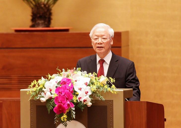 胡志明主席的思想道德和作风是越南民族的无价之宝 - ảnh 2