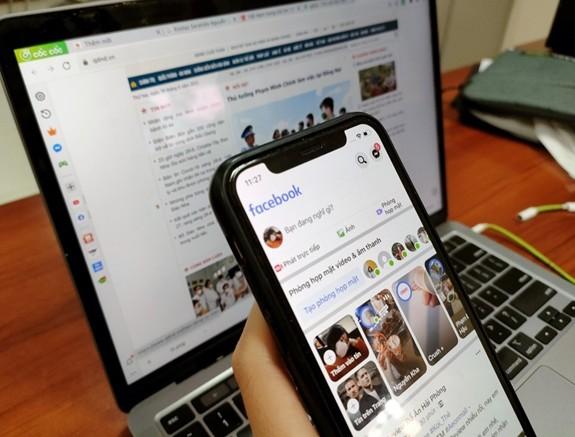 培养用户在社交网络上的积极习惯有助于促进人权 - ảnh 1