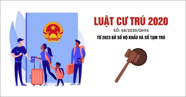 2020年版《居住法》保障公民享有的居住自由权 - ảnh 1