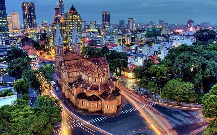 吸引外国游客的越南旅游目的地 - ảnh 17