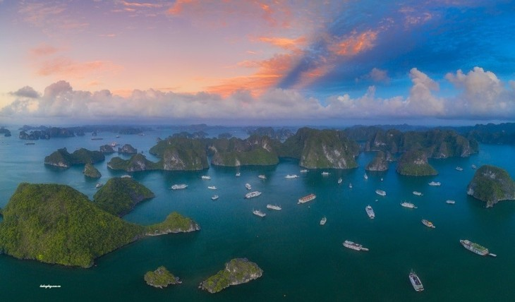 吸引外国游客的越南旅游目的地 - ảnh 1