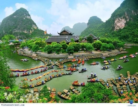 吸引外国游客的越南旅游目的地 - ảnh 7