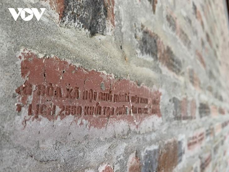 新青寺——北端边境的虔灵界碑 - ảnh 2
