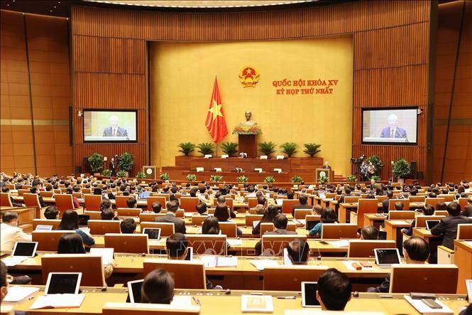 越南第十五届国会:提高活动效果满足发展需求 - ảnh 2