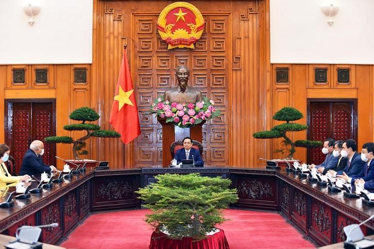 越南与古巴合作  转让新冠肺炎疫苗生产技术 - ảnh 1