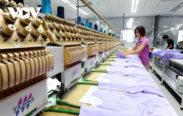 越南成为世界第二大纺织品服装出口国 - ảnh 1