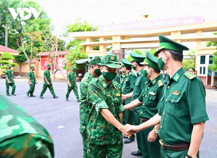 越南人民军来自人民,服务人民 - ảnh 1