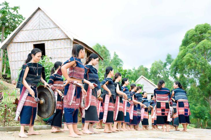 嘉莱省克邦县社区旅游潜力巨大 - ảnh 2