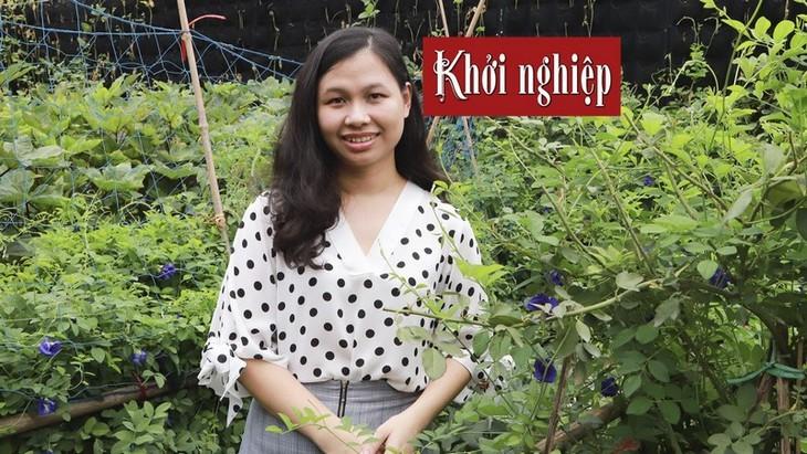 越南创业企业对绿色经济的展望 - ảnh 1