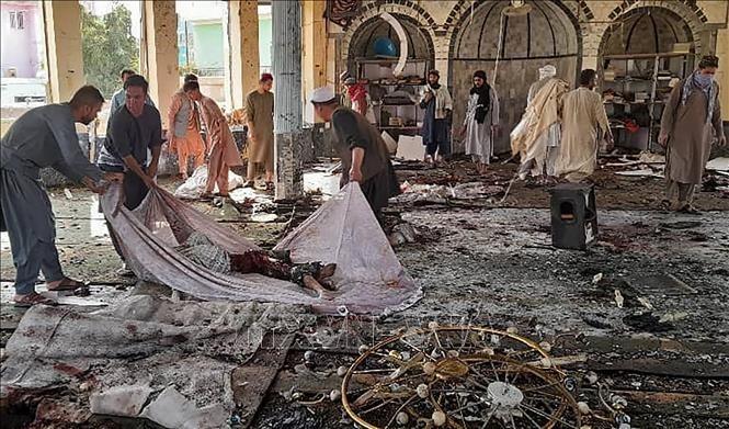 国际社会加大对塔利班施压 - ảnh 1