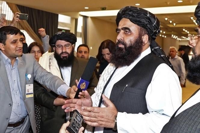 国际社会加大对塔利班施压 - ảnh 2