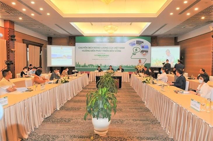 越南面向可持续发展的能源转型 - ảnh 1