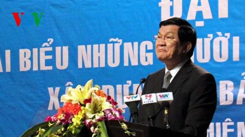 Committee for Solidarity of Vietnamese Catholics fulfills its tasks - ảnh 1