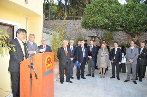 Greece-Vietnam Business Council established in Athens - ảnh 1