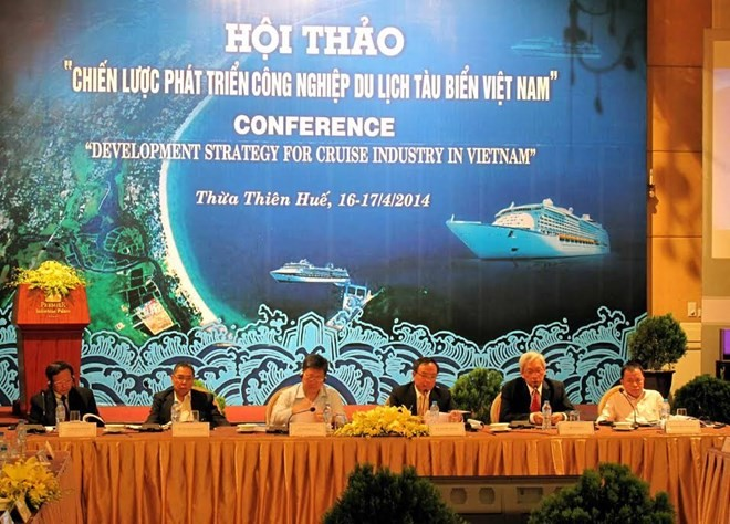Strategy for Vietnam's cruise tourism development discussed - ảnh 1