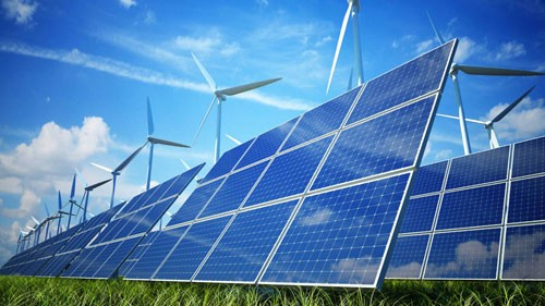 France and Vietnam cooperate in renewable energy  - ảnh 1
