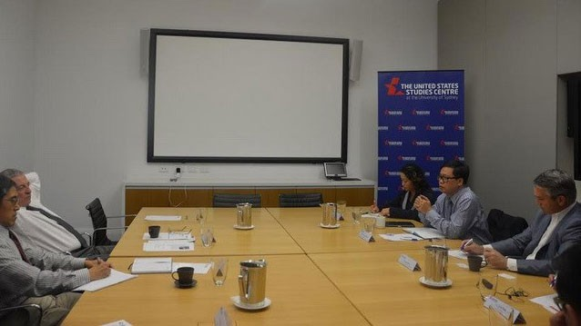 East Sea issue discussed at Australian research institutes   - ảnh 1