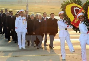 Activities to mark 85th anniversary of Vietnam's Communist Party - ảnh 1
