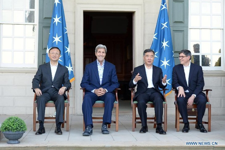 US-China Strategic & Economic Dialogue, obstacles in bilateral relations - ảnh 1