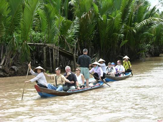 Vietnam aims at sustainable tourism development - ảnh 1