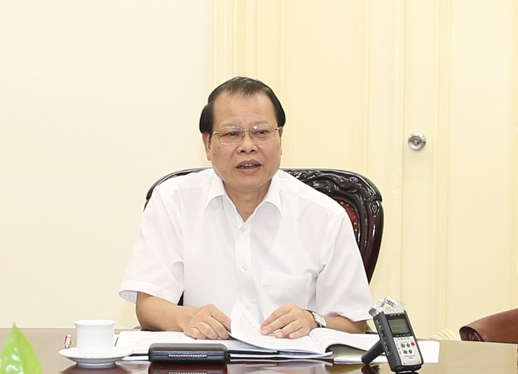 Deputy PM Vu Van Ninh calls for increased resources for ethnic minority policy - ảnh 1
