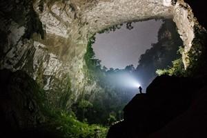 International explorers love Son Doong cave - ảnh 1