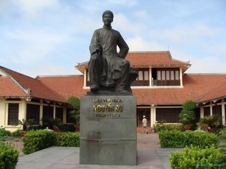 Nguyen Du's 250th birthday marked in Hanoi - ảnh 1