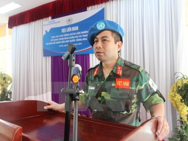 Vietnam, China share experience on UN peacekeeping activities - ảnh 1