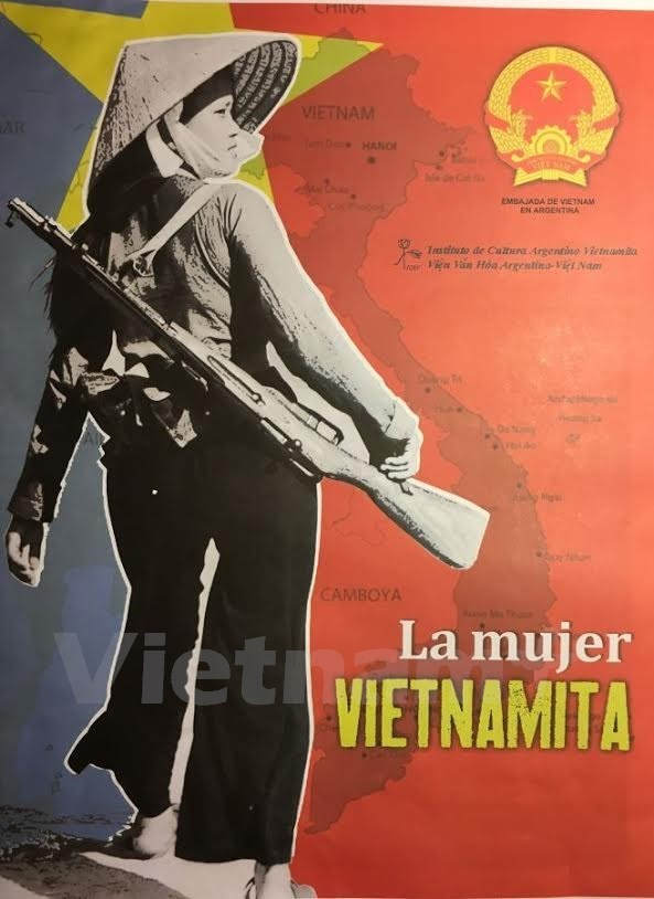 Argentina publisher issues publication on Vietnamese women - ảnh 1