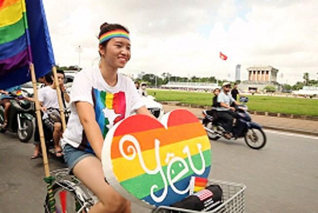 Vietnam's LGBT community inspires video contest - ảnh 1