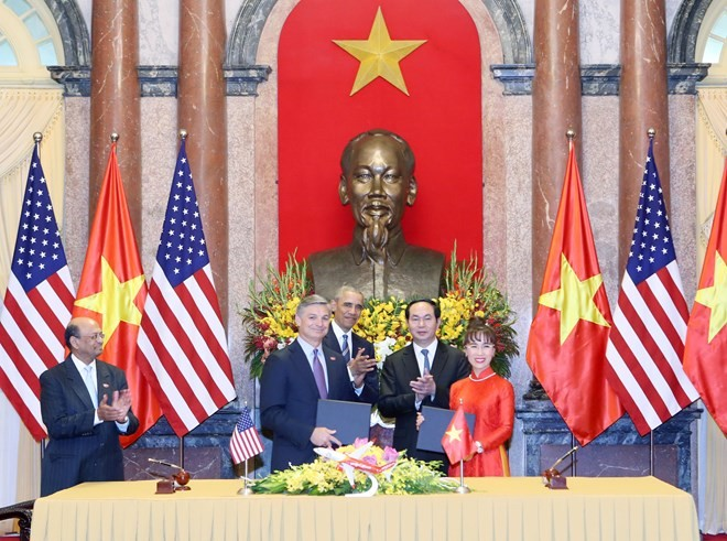 Vietnam-US economic prospects - ảnh 1