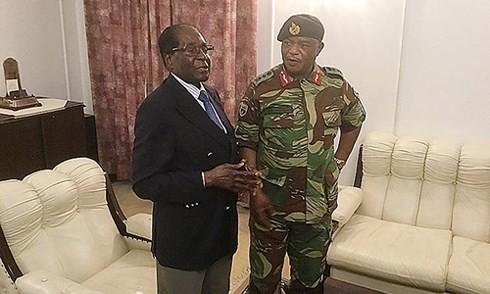 Zimbabwe's ruling ZANU-PF party calls for Mugabe resignation - ảnh 1