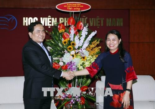 Vietnamese women honored for national contribution - ảnh 1