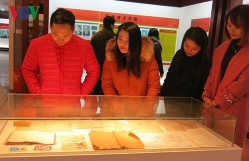 Vietnam School Memorial Hall, a symbol of Vietnam – China friendship - ảnh 2