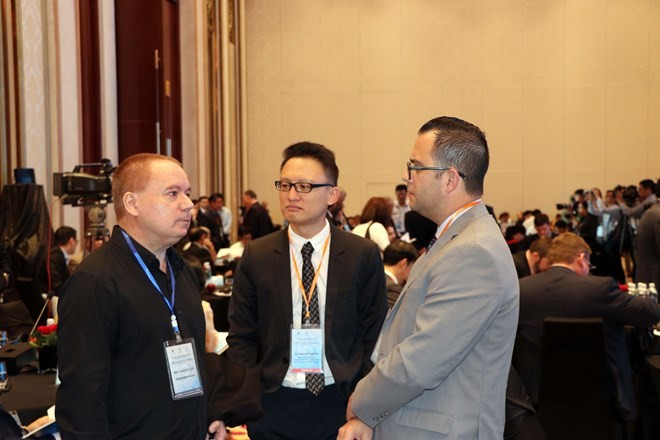 International conference on East Sea wraps up in Da Nang - ảnh 1