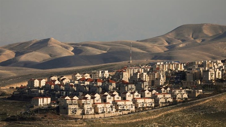 Israel approves 2,200 settlement homes in West Bank - ảnh 1