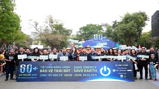 Vietnam responds to Earth Hour 2019 - ảnh 1