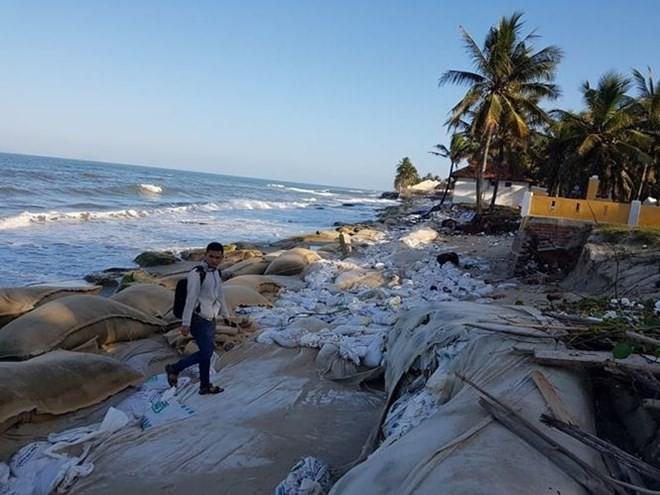 Netherlands supports Vietnam to prevent coastal erosion - ảnh 1