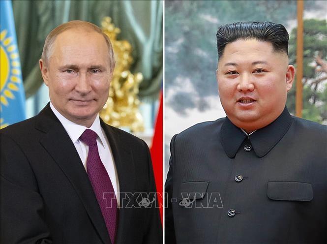 Russia-North Korea summit to begin Thursday - ảnh 1