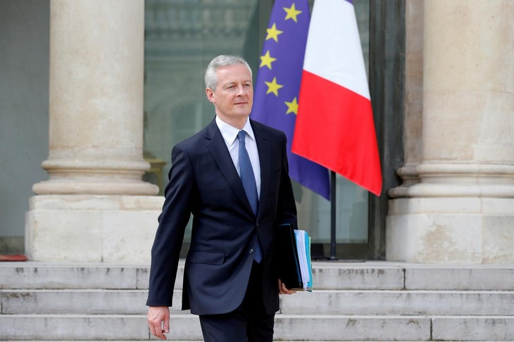 France calls on EU countries to find candidate for IMF chief - ảnh 1