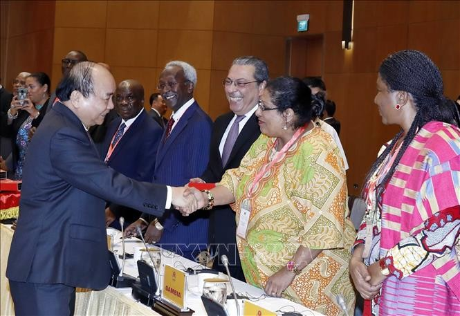 PM welcomes cooperation with Middle East-African countries - ảnh 1