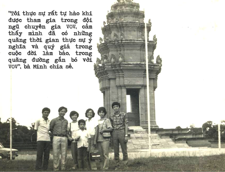 The faithful friendship between VOV and Cambodian Radio  - ảnh 1
