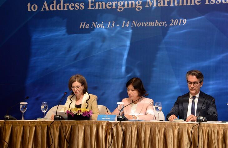 Workshop highlights 1982 UNCLOS in addressing maritime challenges - ảnh 1