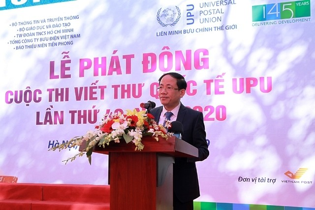 49th world letter-writing contest launched - ảnh 1