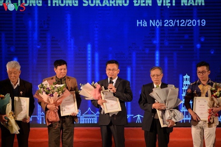 VOV's writing contest on Vietnam-Indonesia relations - ảnh 2