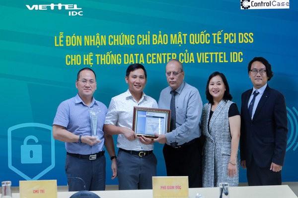 Viettel IDC, Vietnam's world standard data center - ảnh 1