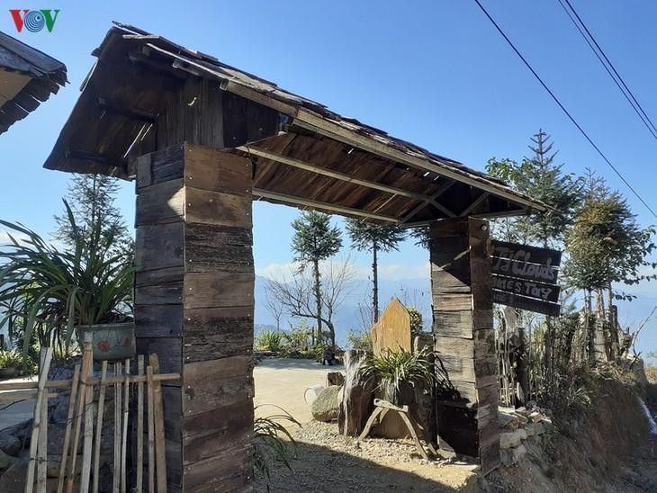 "Northwestern ""cloud paradise"" escapes poverty through tourism development - ảnh 1"