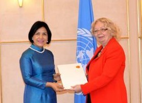 Promoting ties with UN top priority in Vietnam's foreign policy - ảnh 1