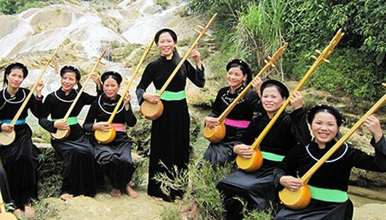 Tinh, the unique musical instrument of the Tay ethnic minority - ảnh 1